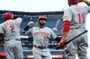 Jesse Winker returns to lineup in big way, Cincinnati Reds pitchers dominant in win vs. Giants