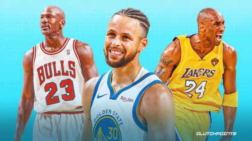 Stephen Curry joins Kobe Bryant, Michael Jordan in 4-man club after historic night