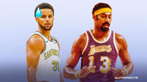 Awkward stat Wilt Chamberlain still destroyed Stephen Curry in with the Warriors