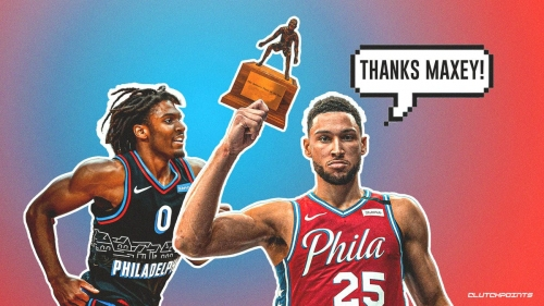 Sixers star Ben Simmons sees no lies on his Defensive Player of the Year bid