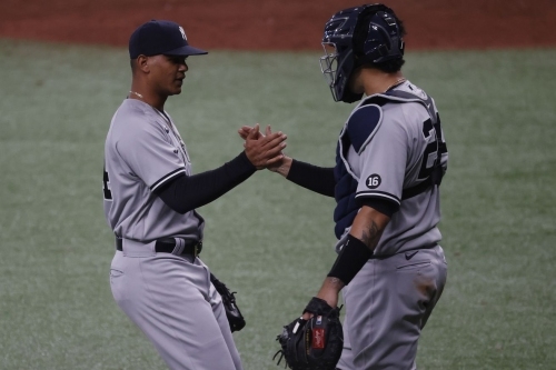 Today on Pinstripe Alley - 4/13/21
