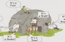 Cub Tracks describes the elephant