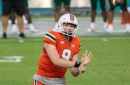 Tyler Van Dyke May Have Been The Most Impressive During Spring Practice