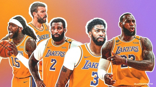 With Andre Drummond, Marc Gasol, Lakers have a good problem