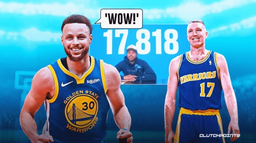 Stephen Curry gets goosebumps after epic speech from Chris Mullin on latest Warriors record