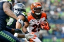 Report: Seahawks pursued Giovani Bernard before he signed with Tampa Bay