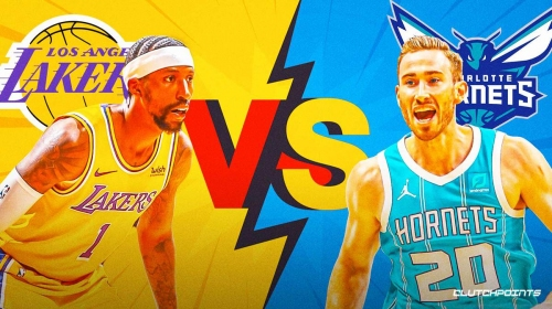 NBA odds: Lakers vs. Hornets prediction, odds, pick, and more