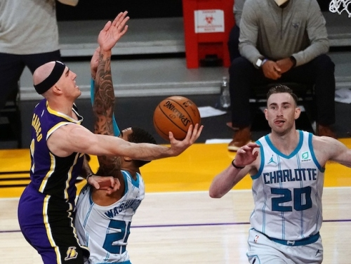 Lakers Vs. Hornets 04/13/21: Odds And NBA Betting Trends