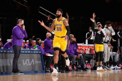 Lakers News: Markieff Morris Finding Rhythm With Consistent Minutes