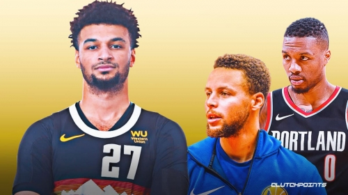 Stephen Curry, Damian Lillard react to Nuggets star Jamal Murray's torn ACL