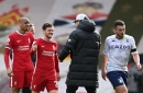 Andy Robertson explains his reaction to Liverpool winner vs Villa