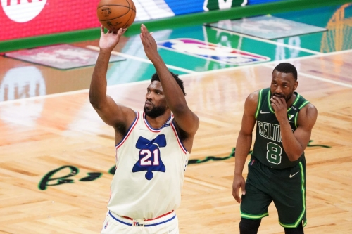 Championship Contender Check in: Joel Embiid's ridiculous numbers with Ben Simmons on the bench, and being happy for Jrue Holiday