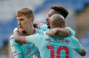 Steve Cooper's encouraging warning as boss offers glowing Ayew assessment