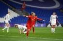 Wales Women 1-1 Denmark: Jess Fishlock goal secures draw in entertaining outing