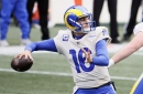 Notes: Jared Goff has 80/1 odds for 2021 NFL MVP