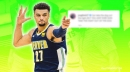 Nuggets' Jamal Murray's 19-word IG post after devastating ACL injury