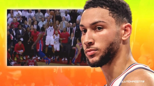 Ben Simmons' honest thoughts on Kawhi Leonard's iconic playoff shot vs. Sixers