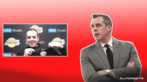 Lakers coach Frank Vogel reflects on heartbreaking passing of Slick Leonard