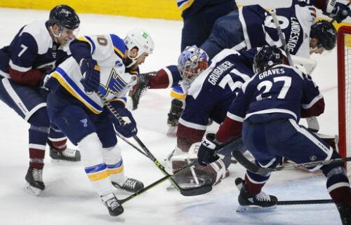 Preview: Blues vs. Avalanche