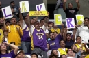 Staples Center releases new fan guidelines for Lakers, Clippers, Kings games