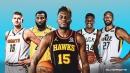 Hawks' Clint Capela has bold choice as best rebounder in NBA