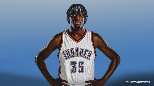 Kevin Durant's long-standing Thunder record matched by Lu Dort's 42-point night