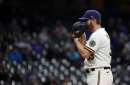 Bullpen falters late, Brewers lose to Cubs 3-2
