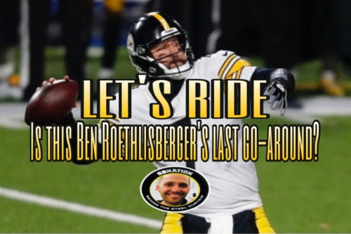Podcast: Is this Ben Roethlisberger's last go-around?