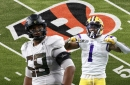 How experts rank Ja'Marr Chase and Penei Sewell