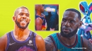 Suns star Chris Paul's tight-lipped response to what's in his Secret Stuff