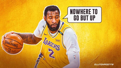 Lakers' Andre Drummond admits to being mired in career-worst stretch