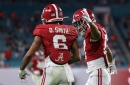 Big Blue View round table: Make the case — DeVonta Smith or Jaylen Waddle at No. 11?