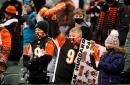 Cincinnati Bengals to unveil new uniforms Monday morning