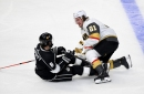 Golden Knights at Kings Preview: Vegas looks for fourth straight win in series finale against Los Angeles