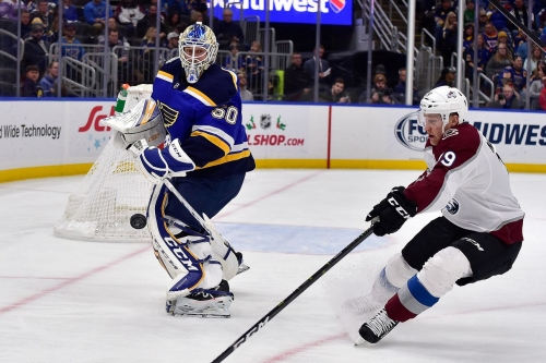 Avalanche at Blues Preview: Control your destiny