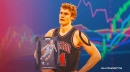 Lauri Markkanen's playing time has cratered, and so has his NBA card value