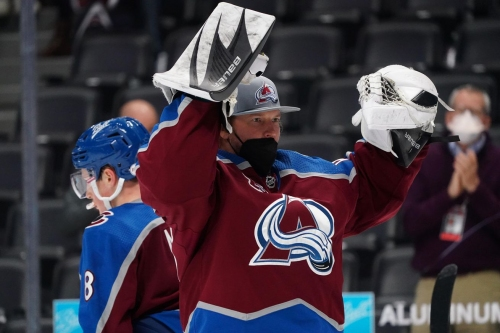 Colorado Avalanche Game Day: Devan Dubnyk likely to debut against Blues
