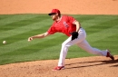 Angels pitcher Ben Rowen basks in first game in 5 years