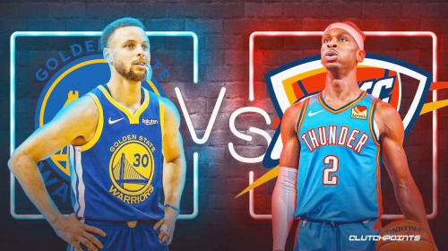 NBA odds: Warriors vs. Thunder prediction, odds, pick, and more