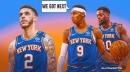 Lonzo Ball is the New York Knicks' best offseason bet