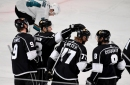 Kings adjust to missing Jeff Carter in the locker room and on the ice
