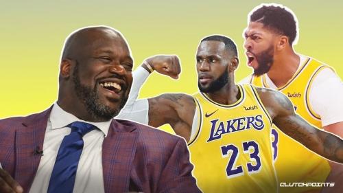 Shaquille O'Neal reveals Lakers' unique advantage over top West teams