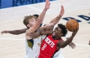 Rockets battle Pacers Wednesday night