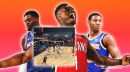 Pelicans star Zion Williamson takes on 5 Knicks players. This is not a typo.