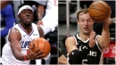 Clippers' Reggie Jackson, Luke Kennard left positive impression in Detroit