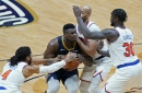 Knicks get best of Zion Williamson, beat Pelicans for season-high fourth straight win