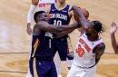 Knicks 116, Pelicans 106: Scenes from peak fourth-quarter Alec Burks