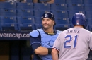 Rays 1, Rangers 5: Run support nowhere to be found