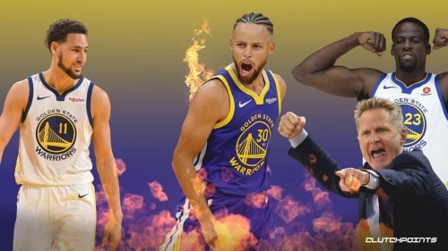 5 ridiculous stats in Stephen Curry's 42-point explosion with Warriors