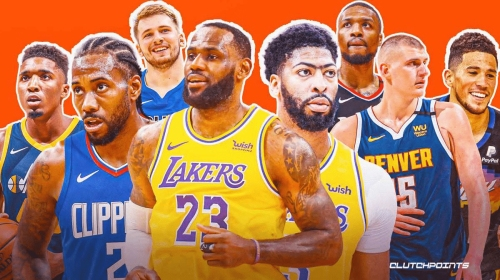 5 reasons LeBron James and the Lakers are the true favorites in the West